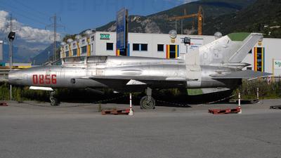 0856 - Mikoyan-Gurevich Mig-21UMD Mongol B - Poland - Air Force
