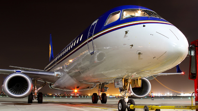 N165HQ - Embraer 190-100LR - Midwest Airlines (Republic Airlines)