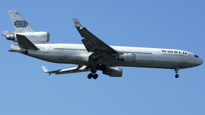 N278WA - McDonnell Douglas MD-11(ER) - World Airways