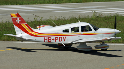 A picture of HBPDV - Piper PA28236 - [287911246] - © Jean-Charles Sautaux