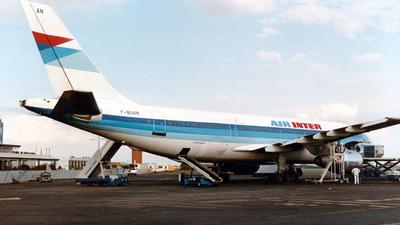 F-BUAN - Airbus A300B2-1C - Air Inter