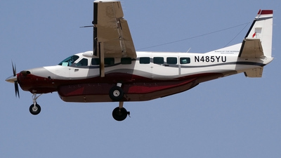 N485YU - Cessna 208B Super Cargomaster - Private