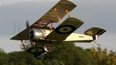 G-BZSC - Sopwith Camel F.1 - Private