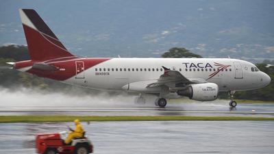 N991TA - Airbus A319-112 - TACA International Airlines