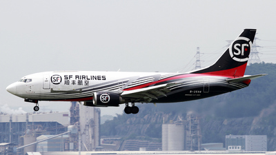B-2598 - Boeing 737-3J6(SF) - SF Airlines