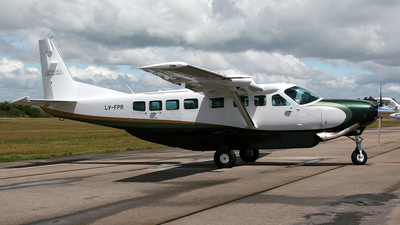 LV-FPR - Cessna 208B Grand Caravan EX - Private
