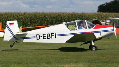 D-EBFI - Jodel D120 Paris-Nice - Private