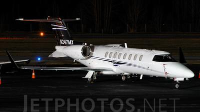 N247MX - Bombardier Learjet 45 - Private