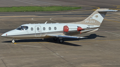 PP-DSS - Beechcraft 400A Beechjet - Private