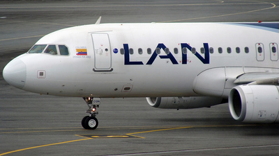 CC-CQN - Airbus A320-233 - LAN Colombia (Aires Colombia)
