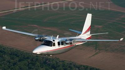 N799CE - Aero Commander 500S - Private