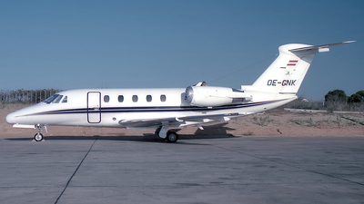 OE-GNK - Cessna 650 Citation III - Transair