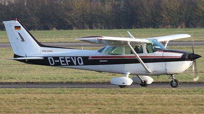 D-EFVQ - Reims-Cessna F172P Skyhawk II - Private