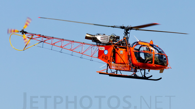 H-63 - Aérospatiale SA 315B Lama - Argentina - Air Force