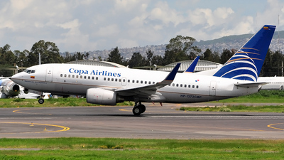 HP-1372CMP - Boeing 737-7V3 - Copa Airlines Colombia