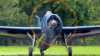 HB-RDG - General Motors TBM-3R Avenger - Private