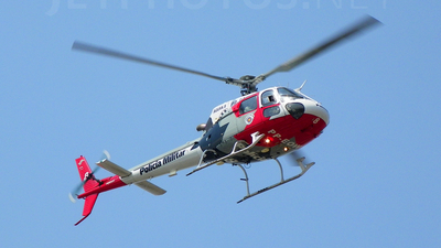 PP-EOW - Aérospatiale AS 350B2 Ecureuil - Brazil - Military Police of São Paulo State