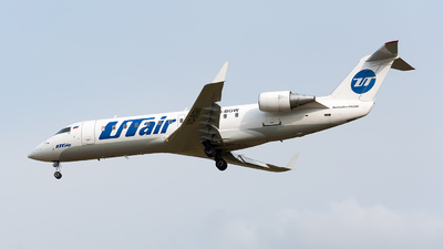 VQ-BGW - Bombardier CRJ-200LR - UTair Aviation