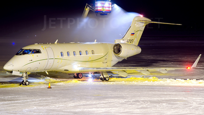 RA-67217 - Bombardier BD-100-1A10 Challenger 300 - Tulpar Air Service