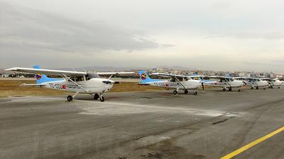 LTAD - Airport - Ramp