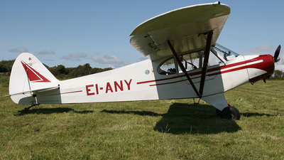 EI-ANY - Piper PA-18-95 Super Cub - Private
