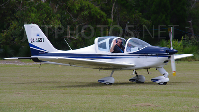 24-4651 - Tecnam P2002EA Sierra - Private
