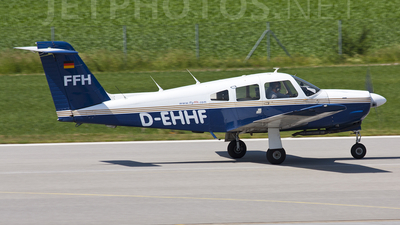 D-EHHF - Piper PA-28RT-201 Arrow IV - FFH Flight Training