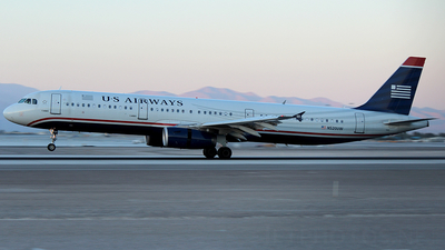 N520UW - Airbus A321-231 - US Airways