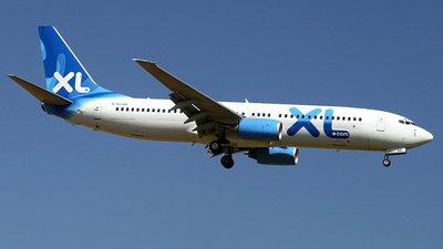 G-XLAD - Boeing 737-81Q - XL Airways