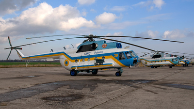 29 - Mil Mi-8T Hip - Ukraine - Ministry of Emergency Situations