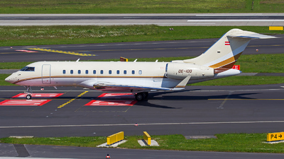 OE-IOO - Bombardier BD-700-1A11 Global 5000 - Private