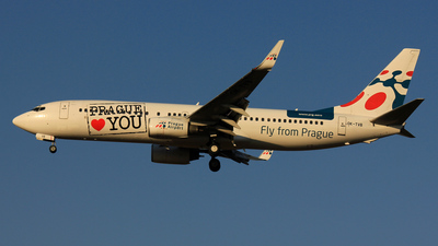 OK-TVB - Boeing 737-8CX - Travel Service