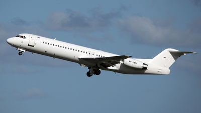 VH-XWN - Fokker 100 - Alliance Airlines