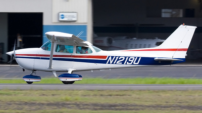 N1219U - Cessna 172M Skyhawk - Private
