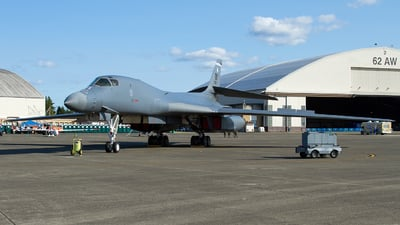 86-0097 - Rockwell B-1B Lancer - United States - US Air Force (USAF)