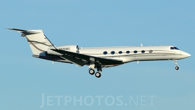N691RC - Gulfstream G-V - Private