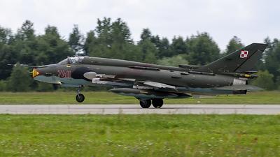 7411 - Sukhoi Su-22M4 Fitter K - Poland - Air Force