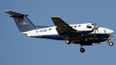D-IKOB - Beechcraft B200 Super King Air - Jet Executive