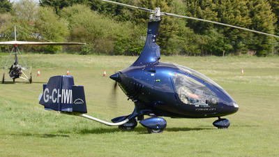 G-CHWM - Rotorsport UK Cavalon - Private