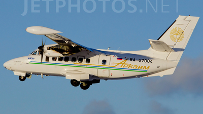 RA-67004 - Let L-410UVP-E20 Turbolet - UTair Express