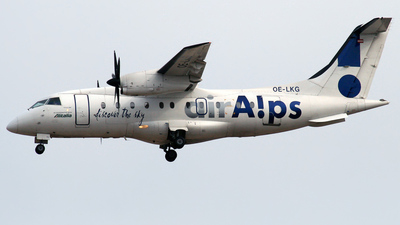 OE-LKG - Dornier Do-328-110 - Air Alps Aviation