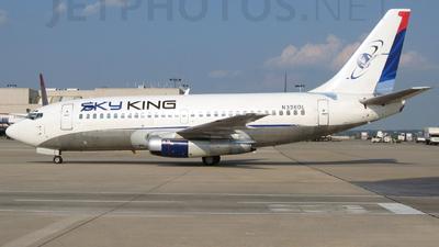 N326DL - Boeing 737-232(Adv) - SkyKing Airlines