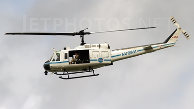 N416NA - Bell UH-1H Huey II - United States - National Aeronautics and Space Administration (NASA)
