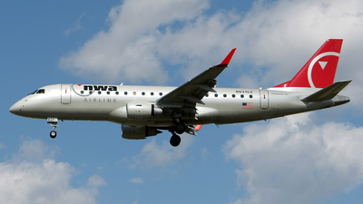 N631CZ - Embraer 170-200LR - Northwest Airlink (Compass Airlines)