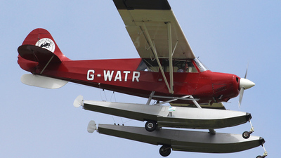 G-WATR - Christen A-1 Husky - Private