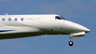 P4-AEG - Embraer ERJ-135BJ Legacy 600 - Private