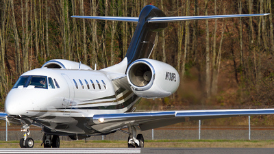 N708FL - Cessna 750 Citation X - Flight Options
