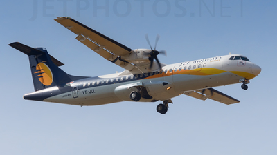 VT-JCL - ATR 72-212A(500) - Jet Airways Konnect
