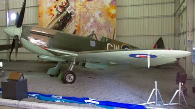 TB597 - Supermarine Spitfire LF Mk.XVIe - United Kingdom - Royal Air Force (RAF)