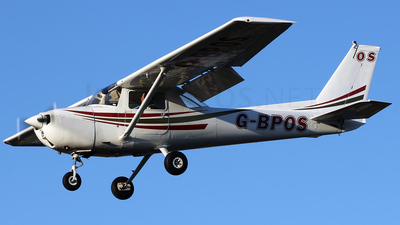 A picture of GBPOS - Cessna 150M - [15075905] - © Jordan Burniston